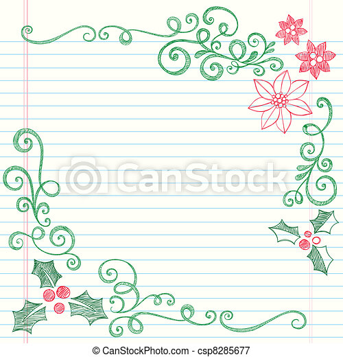 ... Holly Leaves... csp8285677 - Search Clipart, Illustration, Drawings