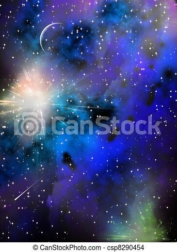 Space - csp8290454