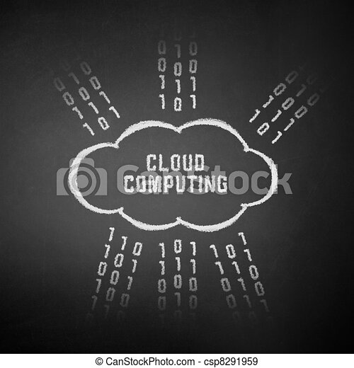 Cloud Computing Concept - csp8291959