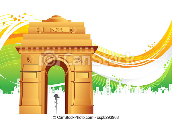 India gate history in english wikipedia