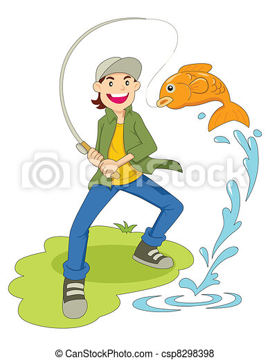 Fishing - csp8298398