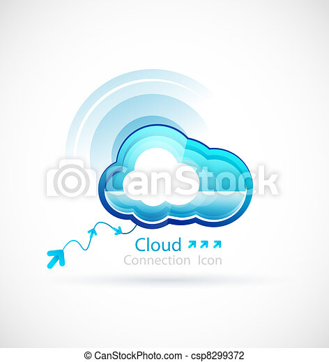 Technology cloud - csp8299372