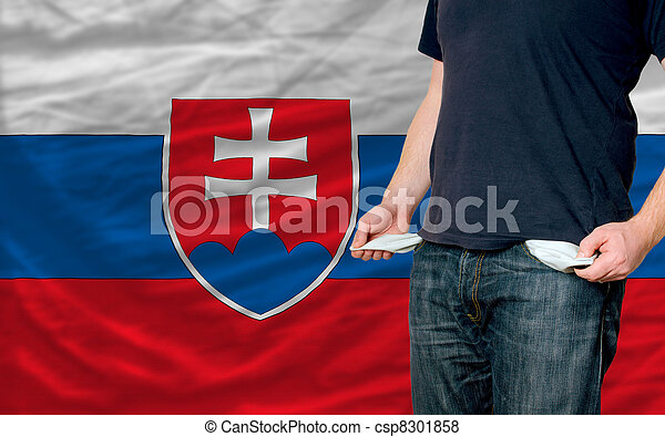 recession impact on young man and society in slovakia