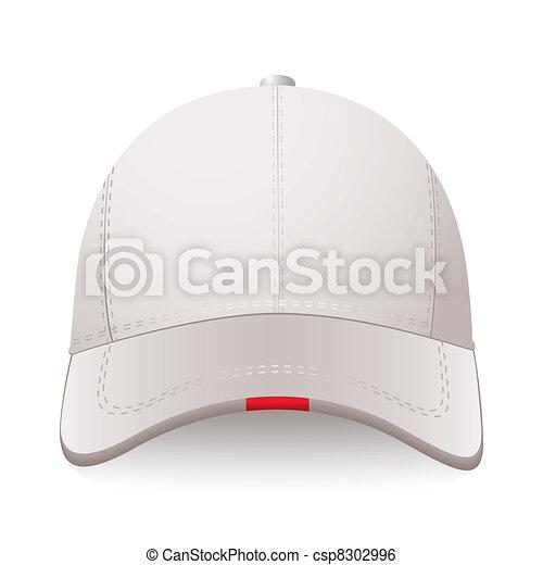 Sports cap - csp8302996