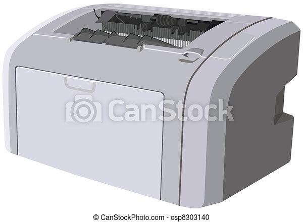 Laser printer device - csp8303140