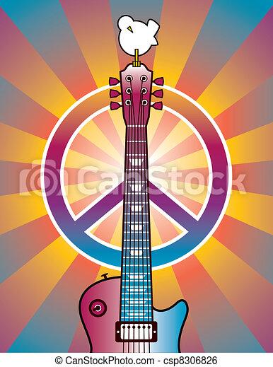 Tribute to Woodstock 2 - csp8306826