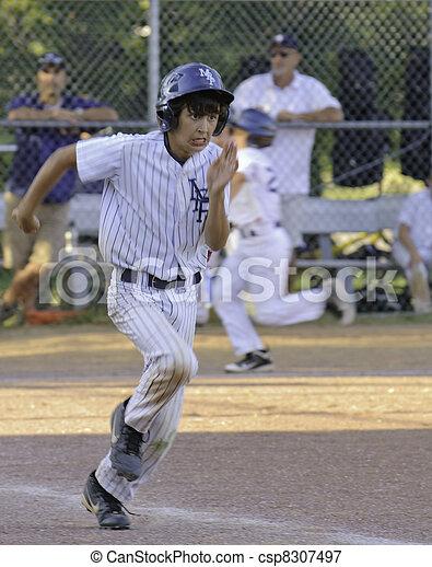 Summer Catholic Youth Baseball League - csp8307497
