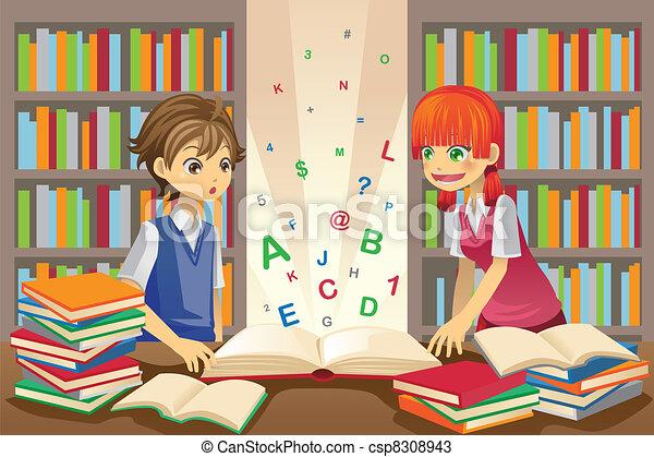 Kids education - csp8308943
