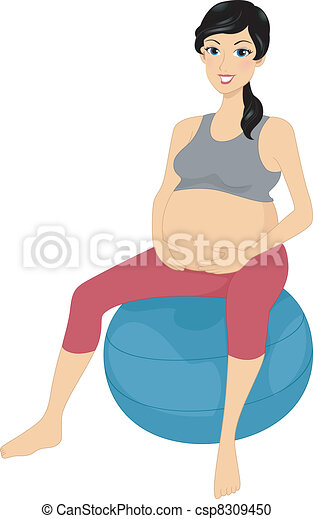 Exercise Ball - csp8309450