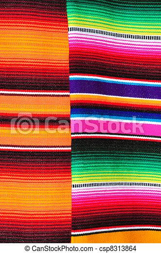 mexican rug - csp8313864