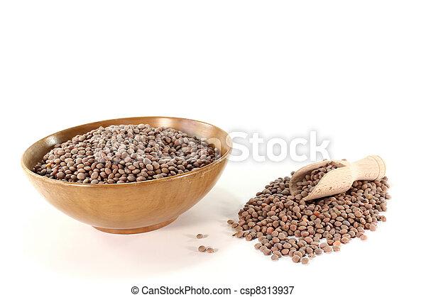 Mountain lentils - csp8313937