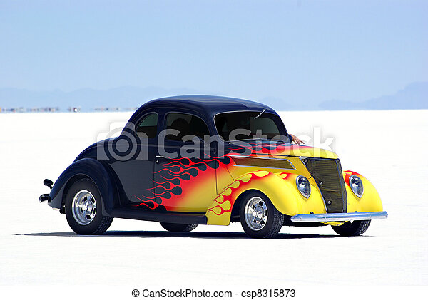 Classic Car - csp8315873
