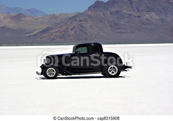 Classic Car - csp8315908
