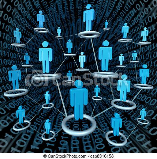 Social Network - csp8316158