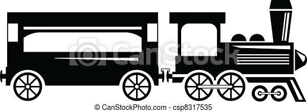 Train - csp8317535