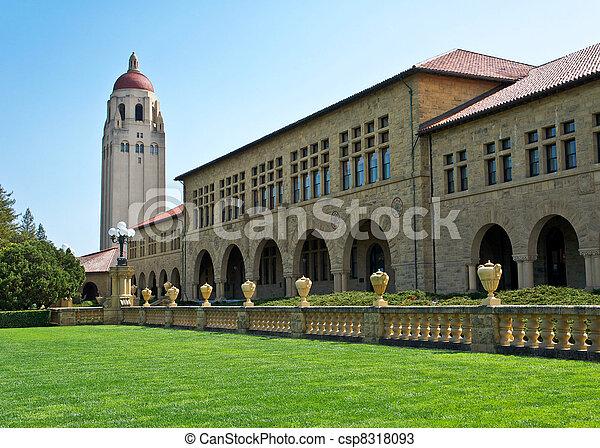 Stanford University - csp8318093