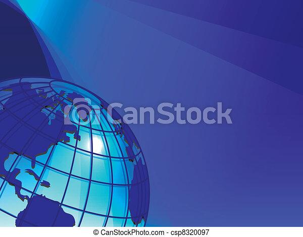 globe texture - csp8320097