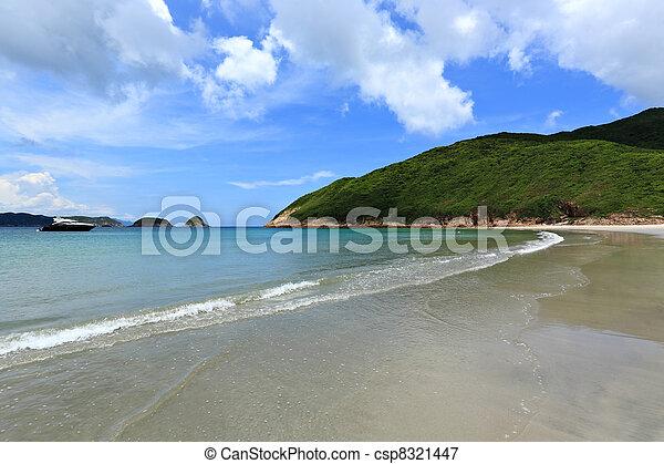 Sai Wan beach - csp8321447