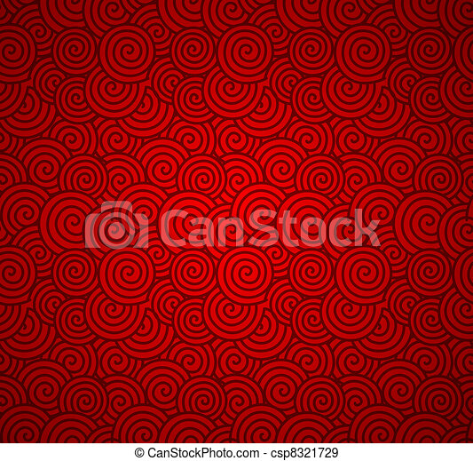 Traditional chinese background - csp8321729