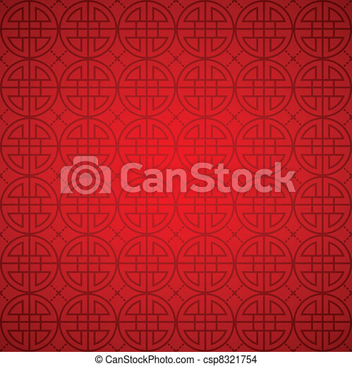 Traditional chinese background - csp8321754