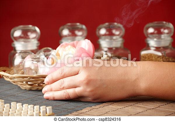 Smoking mini moxa stick - csp8324316
