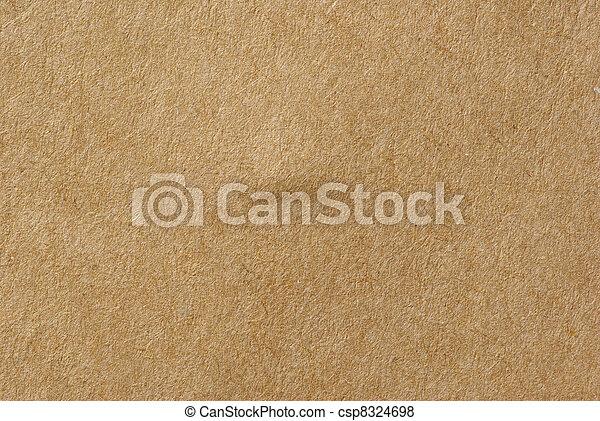 Cardboard background  - csp8324698