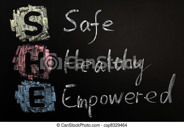 Safe Healthy Empowered She Teen 85