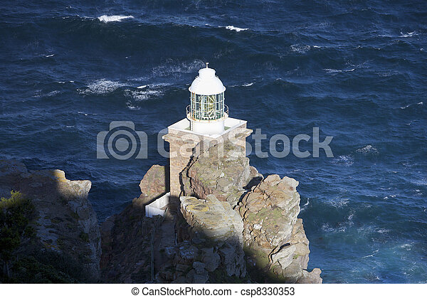 Lighthouse, Cape of Good Hope - csp8330353
