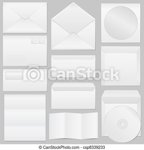 Vector Envelopes - csp8339233