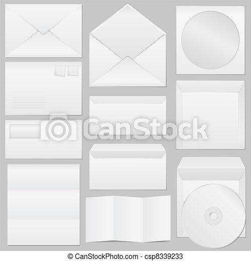 Vector Envelopes - csp8339233