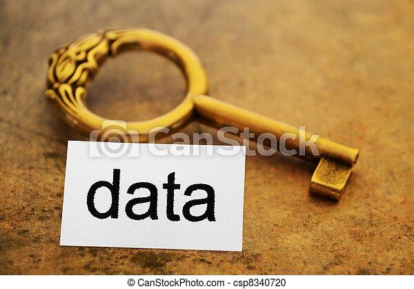 Data concept - csp8340720
