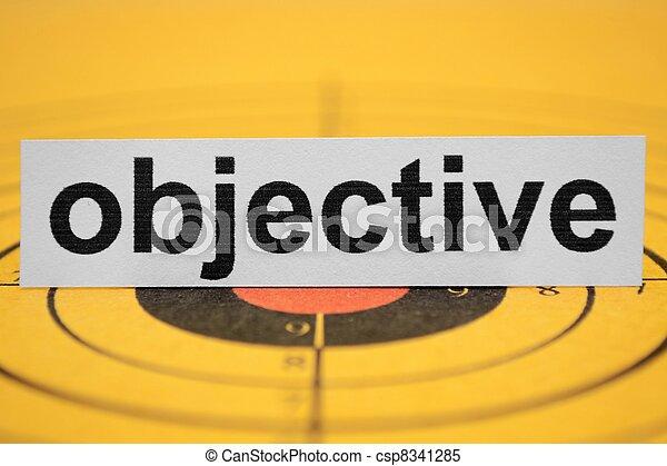 Objective - csp8341285