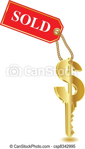 Sing Dollar Key sold - csp8342995