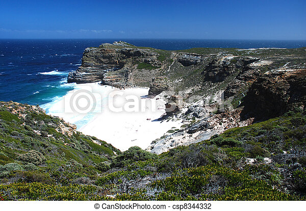Cape of good Hope - csp8344332