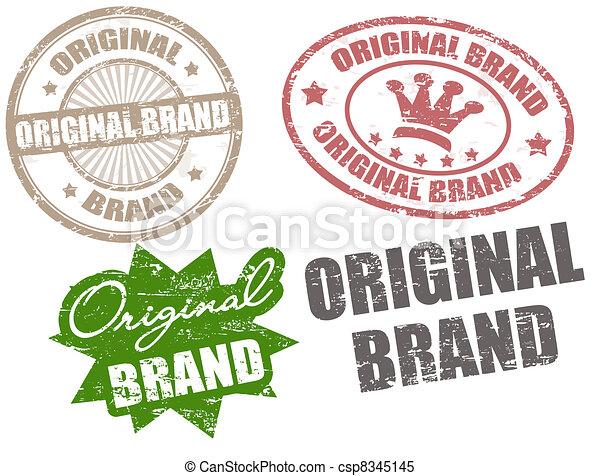 original brand stamps - csp8345145