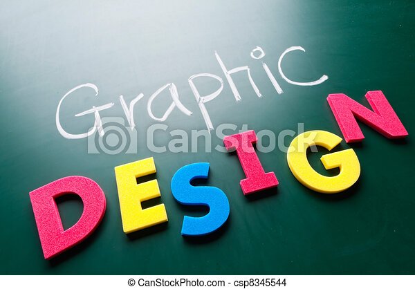 Graphic design concept - csp8345544
