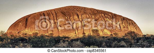Australian Outback Exploration - csp8345561