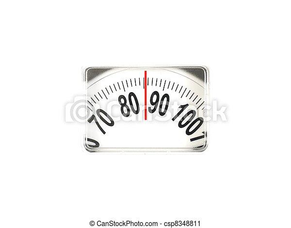 Dieting - csp8348811