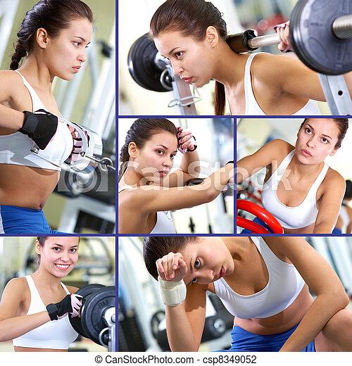 Training - csp8349052