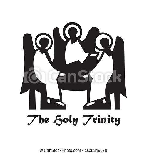 The-Holy-Trinity - csp8349670