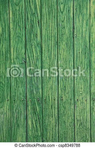 Images de vert peinture peler bois panneau porte for Peinture porte bois effet vieilli