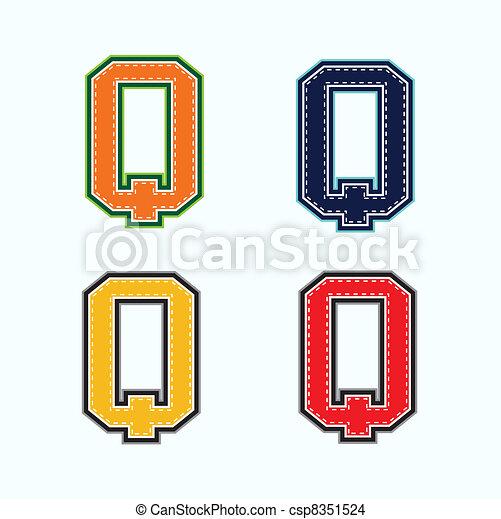 Q college letter - csp8351524