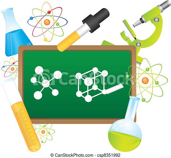science vector - csp8351992