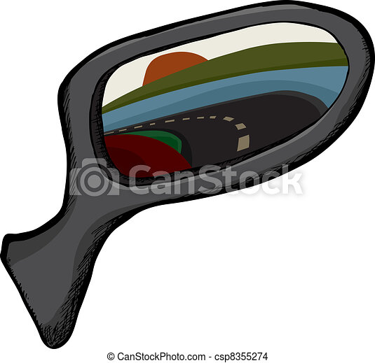 Side View Mirror - csp8355274