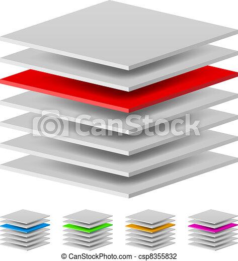 Multi layers - csp8355832