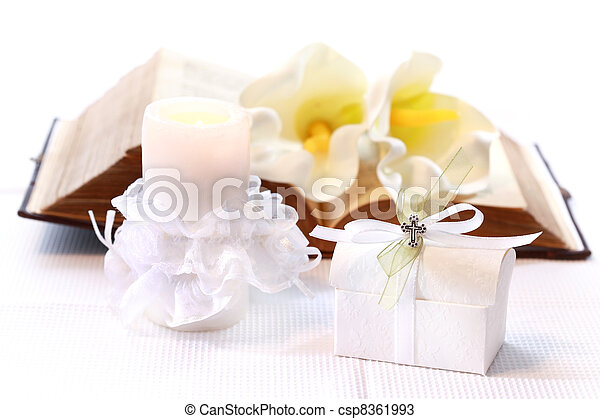 First holy communion - csp8361993