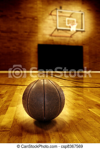 Stock photographs of basketball court competition for Free inside basketball courts