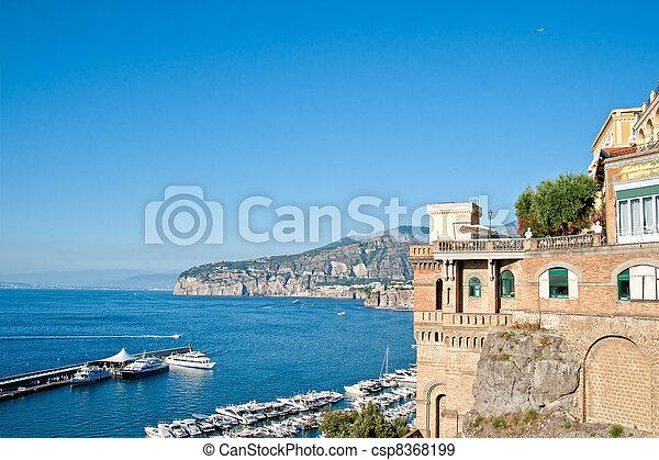 mansion on the amalfi coast - csp8368199