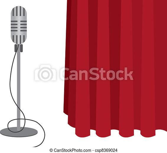 Microphone - csp8369024