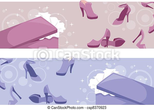 Shoe Header - csp8370923